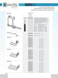 Caspar Self-Retaining Laminectomy Retractor