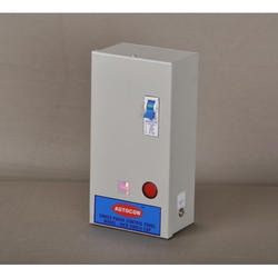 Autocon Single Phase Control Panel MCB Type For Openwell Pump, 200 Mm X 100 Mm X 70 Mm, Operating Voltage: 230 V Ac