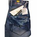 Regular Fit Denim Boys Stylish Jeans