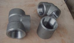 Carbon Steel Socket Weld & NPT Threaded Fitting
