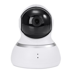 Yi Day & Night Wireless IP Dome Camera, Model Name/Number: Yi Dome Camera, for Indoor