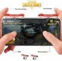 Mobile Game Fire Button Shooting Trigger
