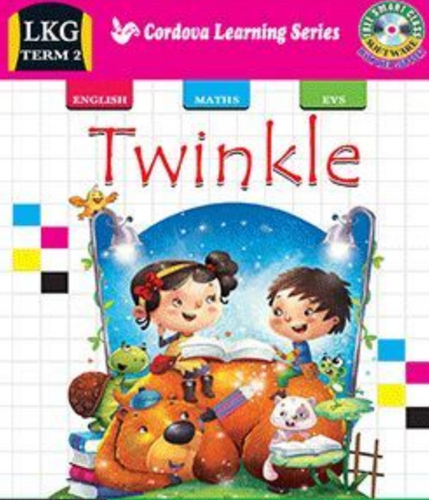 Twinkle Term 2 Book