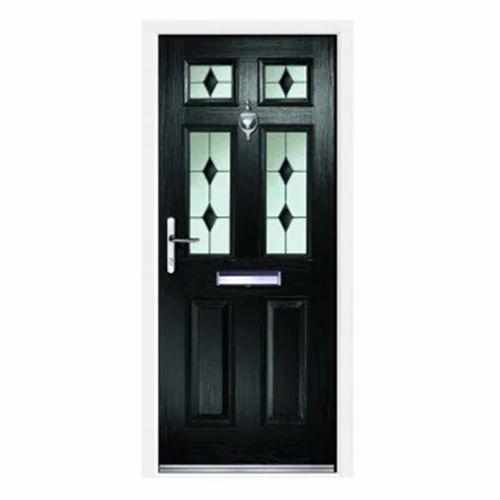 Bathroom Plastic Doors New Delhi Delhi pvc flush door at rs 1800 /piece | pvc doors - pooja plastic door