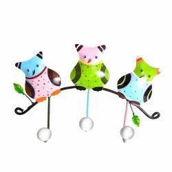 Owl Style Wall Hook Hanger 3