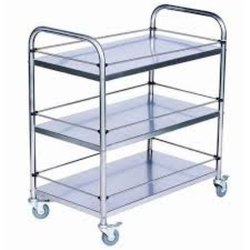 Three Shelves Trolley