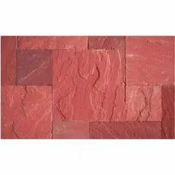 Matt Red Mandana Stone Flooring Service