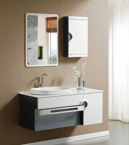 Magicwoods Wall Mounted Bathroom Vanity, Wall Hung Bathroom Vanities