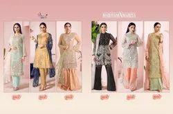 Agree Fab Mariyam n Maria Innovative And Classic Trendy Look Salwar Suits