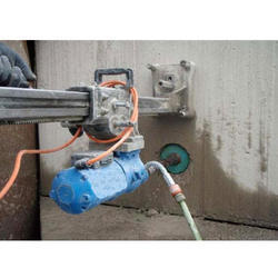 Concrete Core Extraction and Strength Test Service