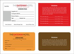 Designer Visiting Card