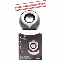 Grey Vigajoy Mini TF Speaker, Model No.: PS-924