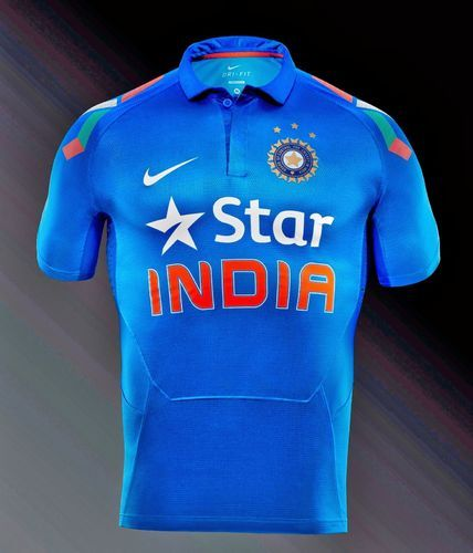 acc24e3631d Indian Cricket Team Jersey