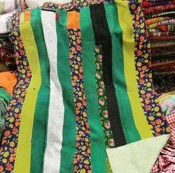Liner Vintage Kantha Quilt