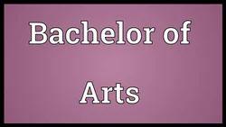 Bachelor Degree In Arts - BA
