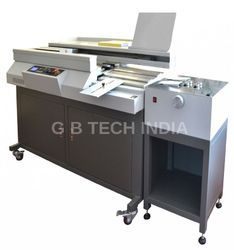 Automatic Perfect Binding Machine / Side Glue with Creasing Machine