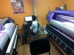 Sublimation Fabric Digital Printing Job Work, Dimension / Size: 63 Inch