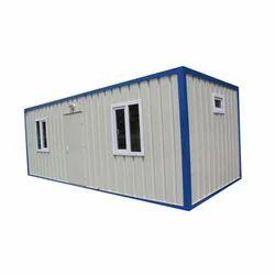 FRP Office Site Cabin