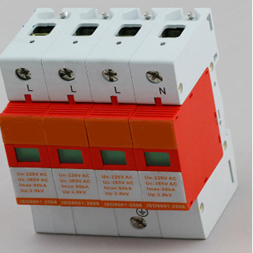 Single Phase Lightning Arresters Manufacturer From Chennai