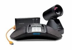 Konftel C50300 Hybrid Video Collaboration Solution For Zoom, WebEx, Skype for Business, GoToMeeting