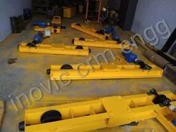 End Carriage With Geared Motor