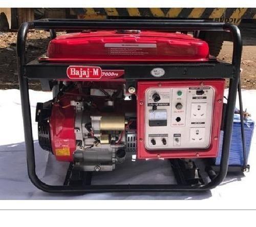 Power Generators - Petrol Portable Handy Generator Set
