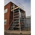 Cantilever Single Width Scaffolding Tower