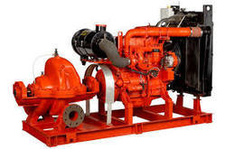 Diesel Engine For Fire Fighting Parts
