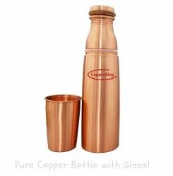 CopperKing Glass Bottle 1Ltr