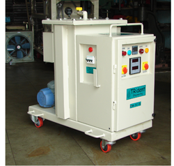 Portable Hydraulic Oil Cleaning Machine