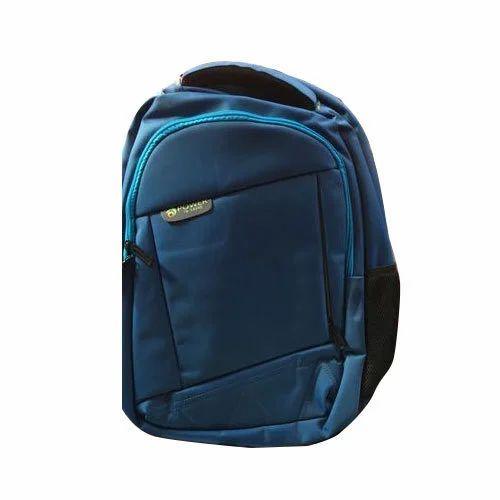 640395eb6477 Polyester Royal Blue Blue Laptop Backpack