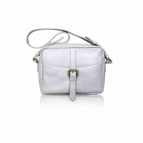 f6f40f05c80 Ladies Leather Side Bag