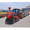 Amusement Park Trackless Train