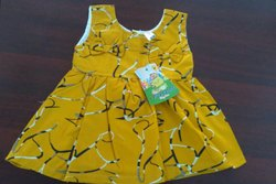 Female Sleeveless Kids Casual Baba Suit
