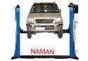 Naman Electro-mechanical Two Post Lift