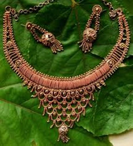 PVD Jewellery Coating Service - PVD Copper Plating Service