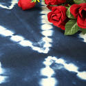 Cotton Indigo Home Decor Tie Dye Table Runner