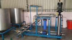 Whey Liquid Processing Plant