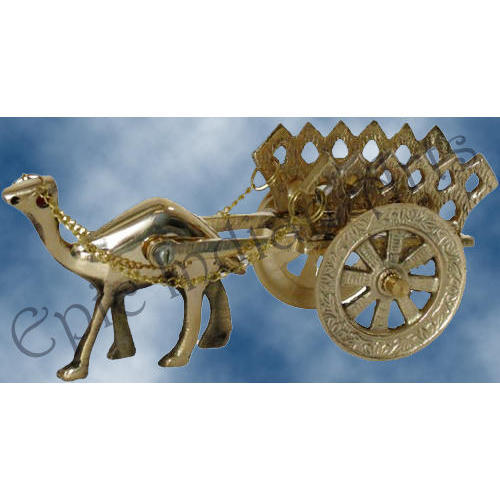 Camel Cart Gift Item