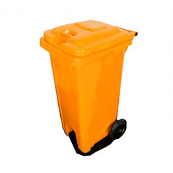 Wheel Base Dustbin