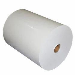 Transparent / White PET Sheet