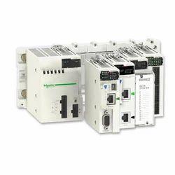 0.5 A 9 Digits Modicon M 340 PLC, 24 V Dc