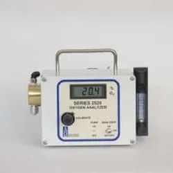Portable Percent Oxygen Analyzer