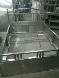 SS Bed Frame