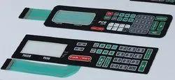 LCD Membrane Keypad