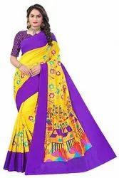 Soft Art Silk Saree