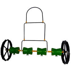 8 Row Handy PPCP Drum Seeder