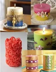 Workshop Candle Making Course, 10am To 5 Pm, Bizbay.in