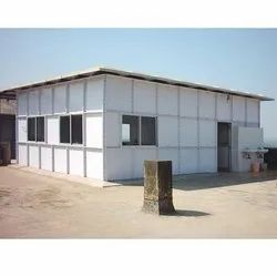 FRP Insulated Shelter