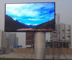 Advertising Outdoor LED Display Boards